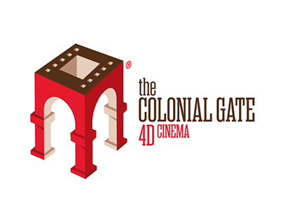 The Colonial gate